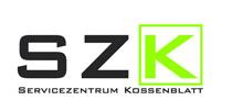 Logo von SZK Servicezentrum Kossenblatt GmbH